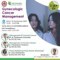 Webinar Gynecologic Cancer Management