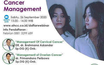 Webinar: Gynecologic Cancer Management