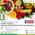 Live FB Healthy Cooking Class